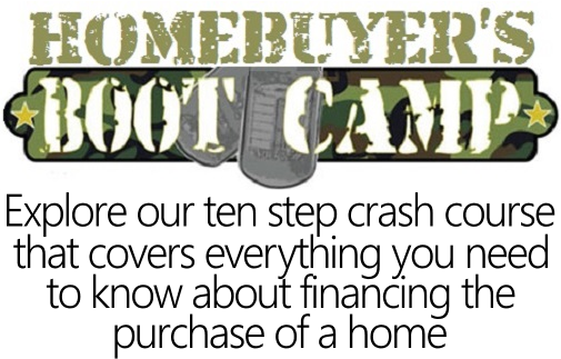 Homebuyer Boot Camp