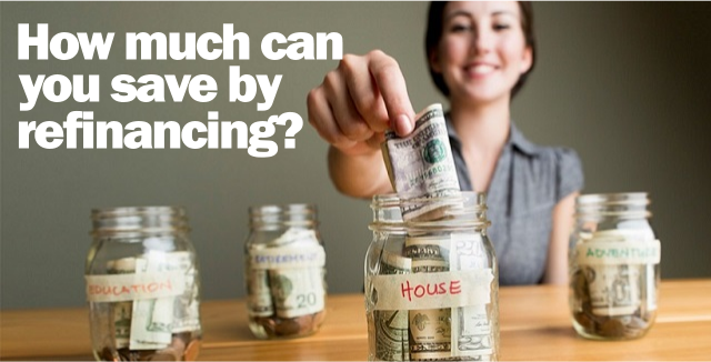 How much can you save by refinancing