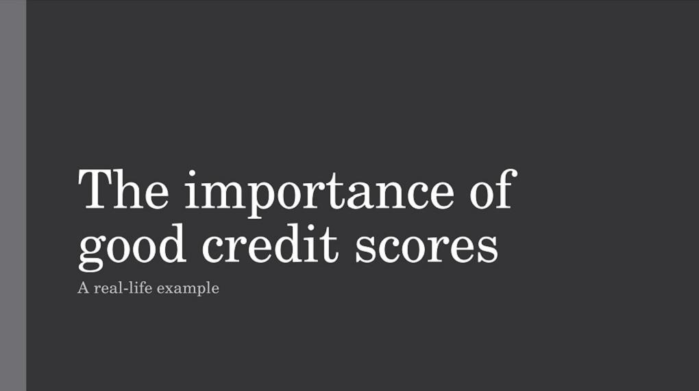 Credit Score Impact 11