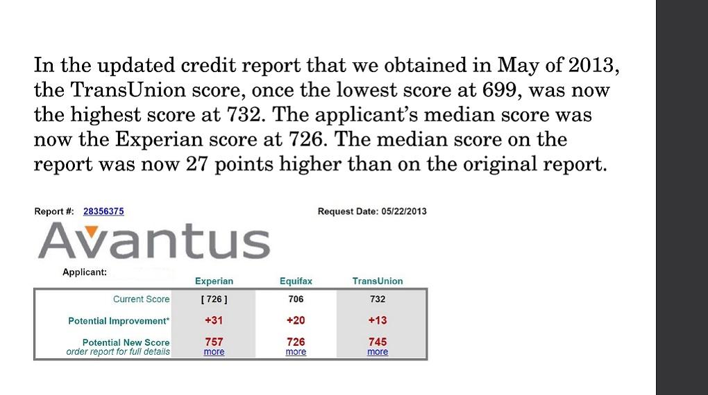 Credit Score Impact 114
