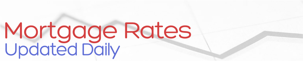 Mortgage Rates updated daily